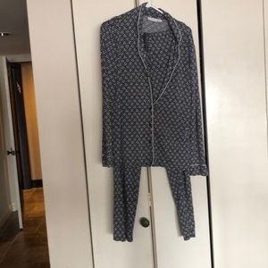 Nordstrom women's lounging outfit